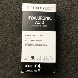 The INKEY List Hyaluronic Acid Hydrating Serum